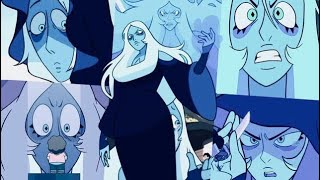 Blue Moments com Diamante Azul  Steven Universo