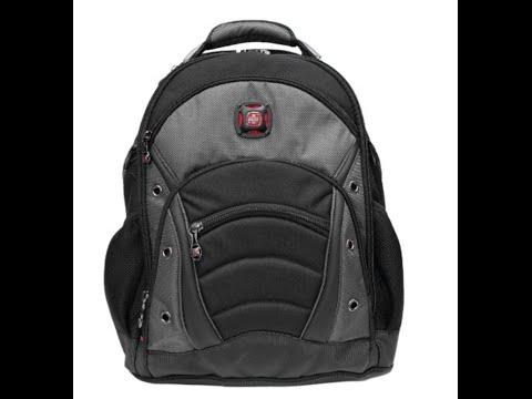 Swiss Gear Synergy Laptop Backpack Product Review