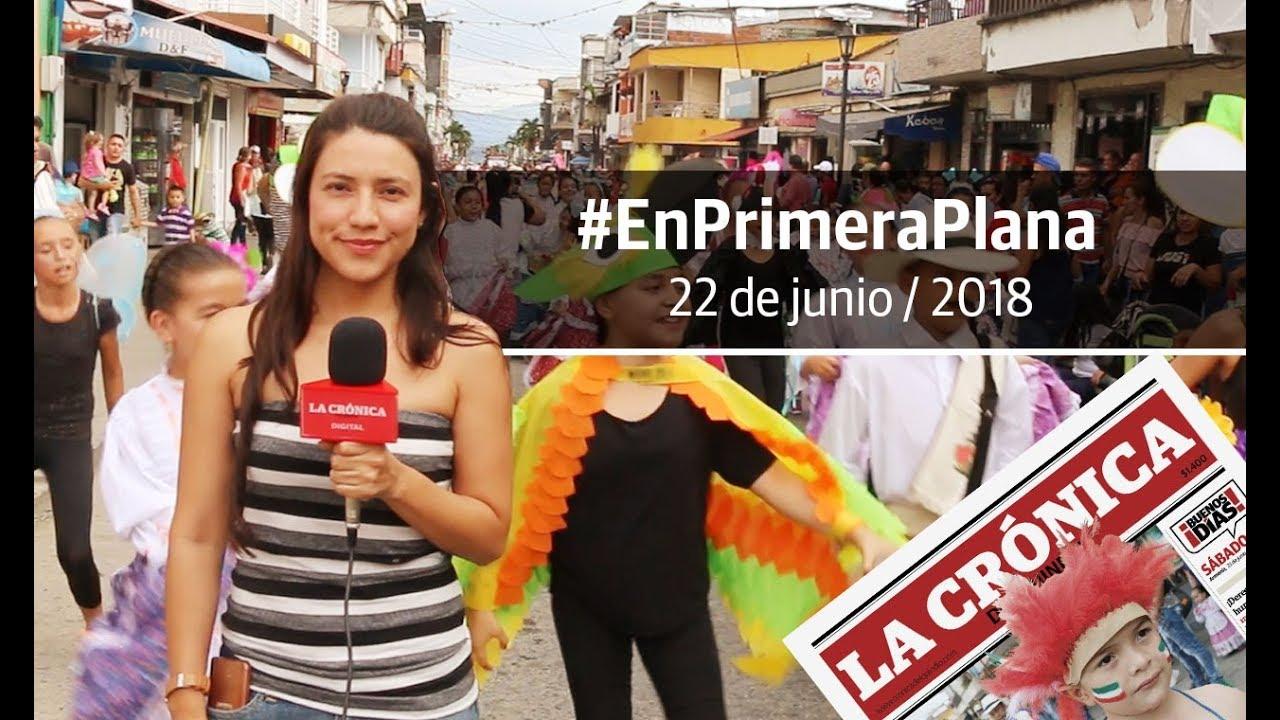 En Primera Plana - 22 de junio
