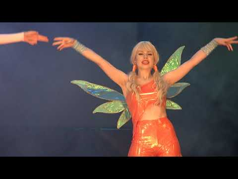 Winx Club - The Secret of the Lost Kingdom  Bloom — Princess Riliane — Москва
