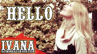 Adele - Hello | Cover by Ivana Raymonda (Official Acoustic Music Video) - YouTube