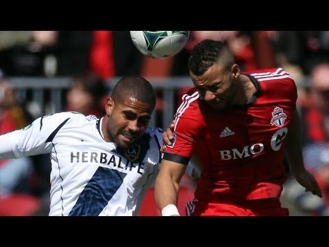 HIGHLIGHTS: Toronto FC vs LA Galaxy | March 30, 2013_Soccer, MLS. MLS's best of all time