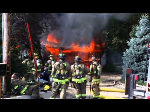 House Fire East Moline