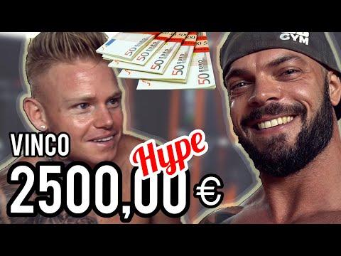 Vinco 100 euro ad ogni serie W/ Sim1workout