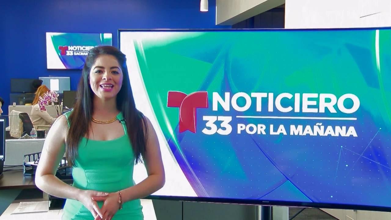 NOTICIERO 33 POR LA MAÑANA 9/21/16 8AM