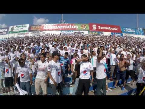 Lo mejor de Alianza es su Afición - La Ultra Blanca y Barra Brava 96 - Alianza