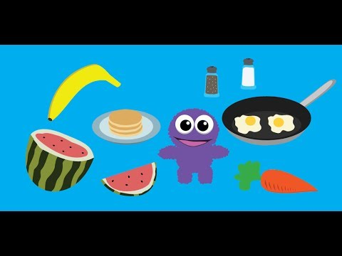 Video of Kids Food Game Lite