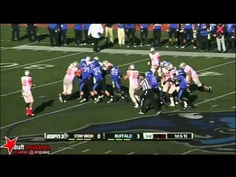 Khalil Mack vs Stony Brook 2013 video.