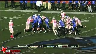 Khalil Mack vs Stony Brook (2013)