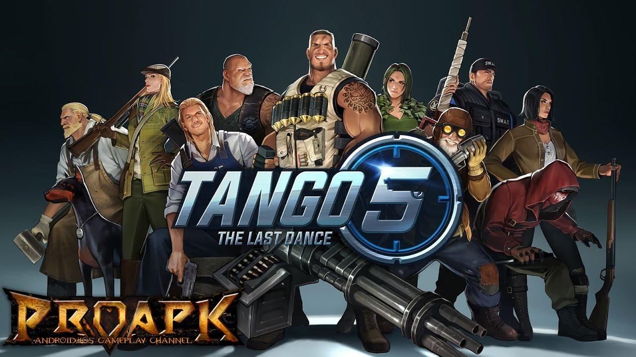 TANGO 5: THE LAST DANCE - 탱고파이브 : 더 라스트 댄스 CBT