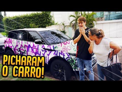 PICHARAM O CARRO DA MINHA MÃE!! - TROLLANDO MINHA MÃE [ REZENDE EVIL ]