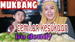Video MUKBANG CEMILAN KESUKAAN BU DENDY MP3, 3GP, MP4, WEBM, AVI, FLV Maret 2019