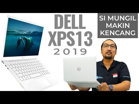 Laptop Super Kecil Yang Kencang-Stabil: Review Dell XPS 13 9380 (2019) - Indonesia
