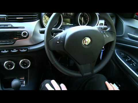 Alfa Romeo Giulietta Progression 2013 Car Review NRMA Drivers Seat