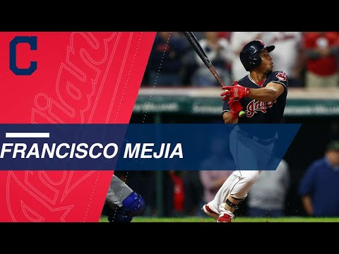 Video: Top Prospects: Francisco Mejia, C, Indians