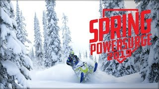 7. 2019 Yamaha Snowmobiles Spring Power Surge is on!
