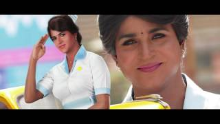 Meesa Beauty Lyrics Video -Remo- Sivakarthikeyan, Keerthi Suresh