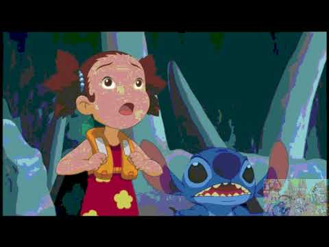 Stitch y Yuna Capitulo 2 Temporada 2 En Español Latino.