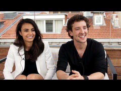 Atlantis stars Aiysha Hart & Jack Donnelly