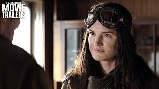 SCORCHED EARTH | New Trailer for Gina Carano Sci-Fi Action Movie