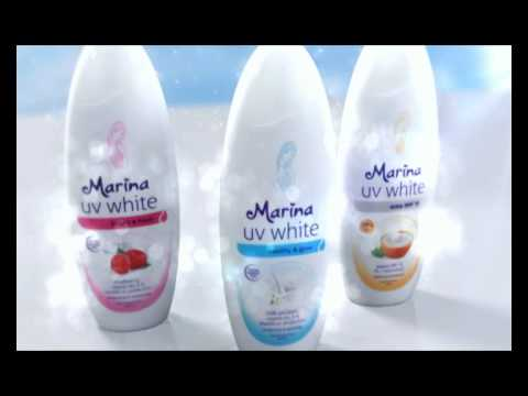 Marina UV White with New Packaging - 15 sec