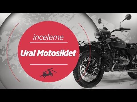 Ural Motosiklet Test sürüşü | 14.05.2016 Test Günü - Motovlog