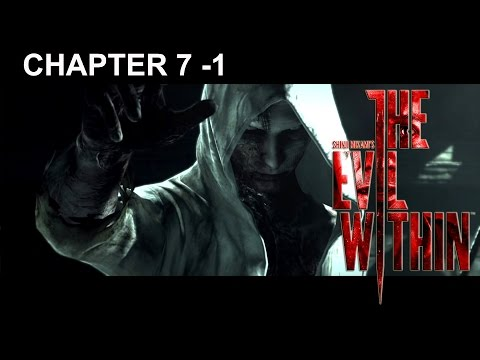 The Evil Within Walkthrough Chapter 7 -1 The Keeper (Gameplay PS4)