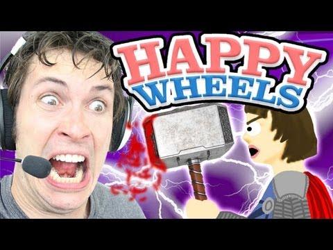 happy wheels - Next Happy Wheels - http://bit.ly/14qsohO Prev Happy Wheels - http://bit.ly/16o7wIP Check out Minecraft: http://bit.ly/113hyih Free Netflix for Audience! htt...