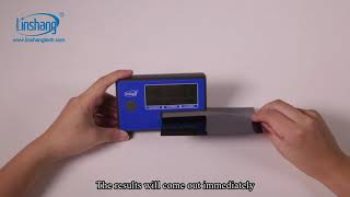 LS162A tint meter youtube video