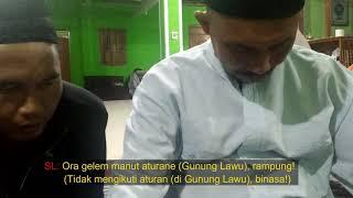 """Video SUNAN LAWU: JANGAN CARI ALVI...!!! (Dialog """"Hadiran Gaib"""" Padepokan Syech Awan) MP3, 3GP, MP4, WEBM, AVI, FLV April 2019"""