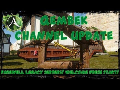 Qembek - Channel Update, My ArcheAge History So Far