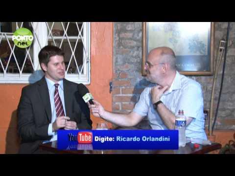 Ricardo Orlandini entrevista o advogado Cesar Cardoso da Auxilioprev