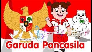 GARUDA PANCASILA | Diva Bernyanyi | Lagu Anak Channel