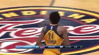 Team Effort Propels Indiana Fever over Atlanta Dream by WNBA