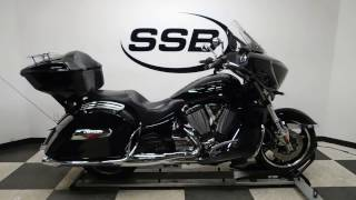 7. 2014 Victory Cross Country Tour– used motorcycles  for sale– Eden Prairie, MN