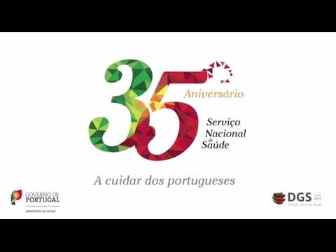 35º Aniversário do Serviço Nacional de Saúde