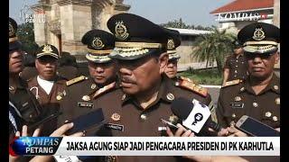 Video Jaksa Agung Siap Jadi Pengacara Presiden Jokowi di PK Karhutla MP3, 3GP, MP4, WEBM, AVI, FLV Juli 2019