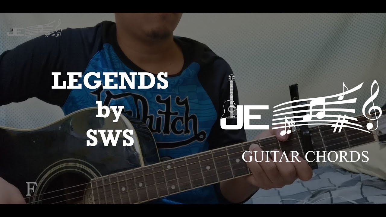 Sleeping With Sirens – Legends (Guitar Chords)