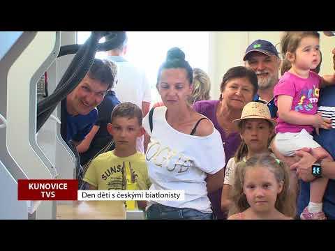 TVS: Kunovice - Den dětí s Hamé