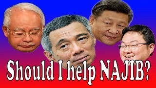 Video Najib 1MDB scandal link to Lee Hsien Loong or Xi Jinping or Jho Low MP3, 3GP, MP4, WEBM, AVI, FLV Agustus 2018