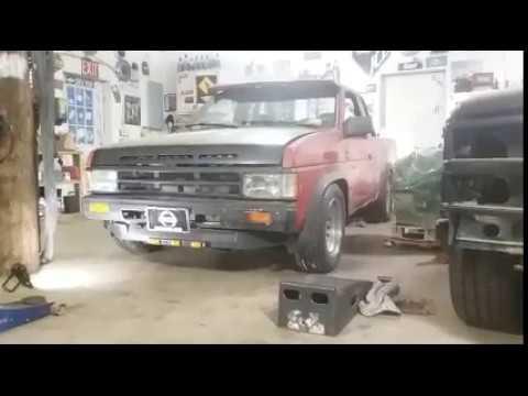 Nissan Street Truck Build New Wheels [2018]