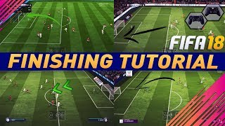 Video FIFA 18 FINISHING TUTORIAL / HOW TO SCORE GOALS EVERYTIME - SHOOTING TRICKS & IN-GAME EXAMPLES MP3, 3GP, MP4, WEBM, AVI, FLV Agustus 2018