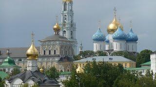 Sergiyev Posad Russia  City new picture : The Holy Trinity-St. Sergius Lavra - Sergiev Posad (Zagorsk) Russia