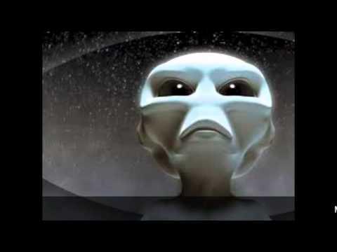 Alien welcome - techno