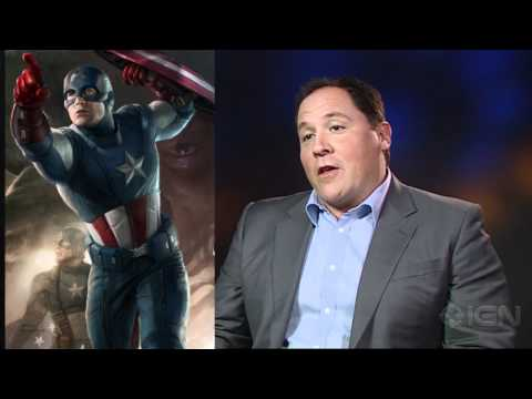 The Avengers Movie: Jon Favreau Interview