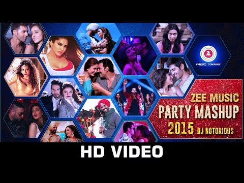 Zee Music Party Mashup - Dj Notorious | Bollywood Mashup 2015 - Movie7.Online