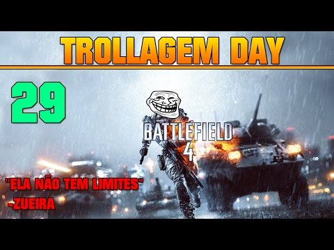#BF4 – Trollagem day 29 (Let me take a selfie)