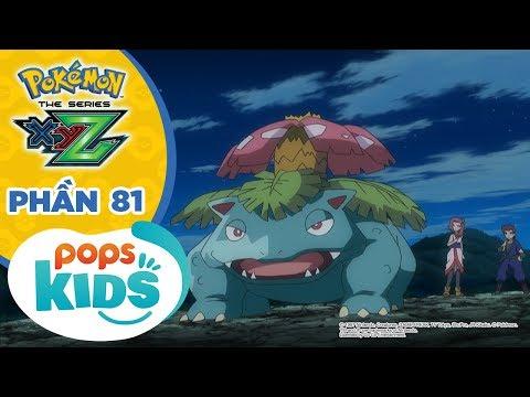 Hoạt Hình Pokémon S19 XYZ - Tổng Hợp Các Trận Chiến Pokémon Tại Giải Liên Đoàn KaLos Phần 81 - Thời lượng: 1:02:45.