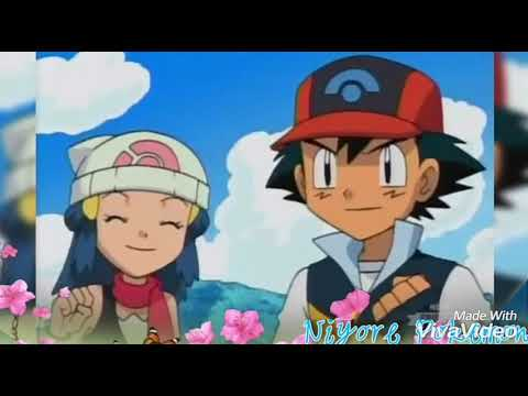Pearlshipping Ash X Dawn Amv - Melody