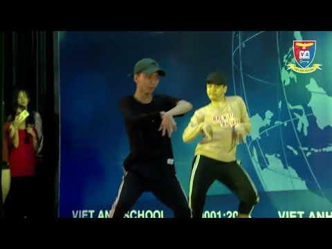 """Lễ Trao chứng chỉ Anh văn Cambridge 2017 """"Nhảy hiện đại - nhóm Oxi"""""""